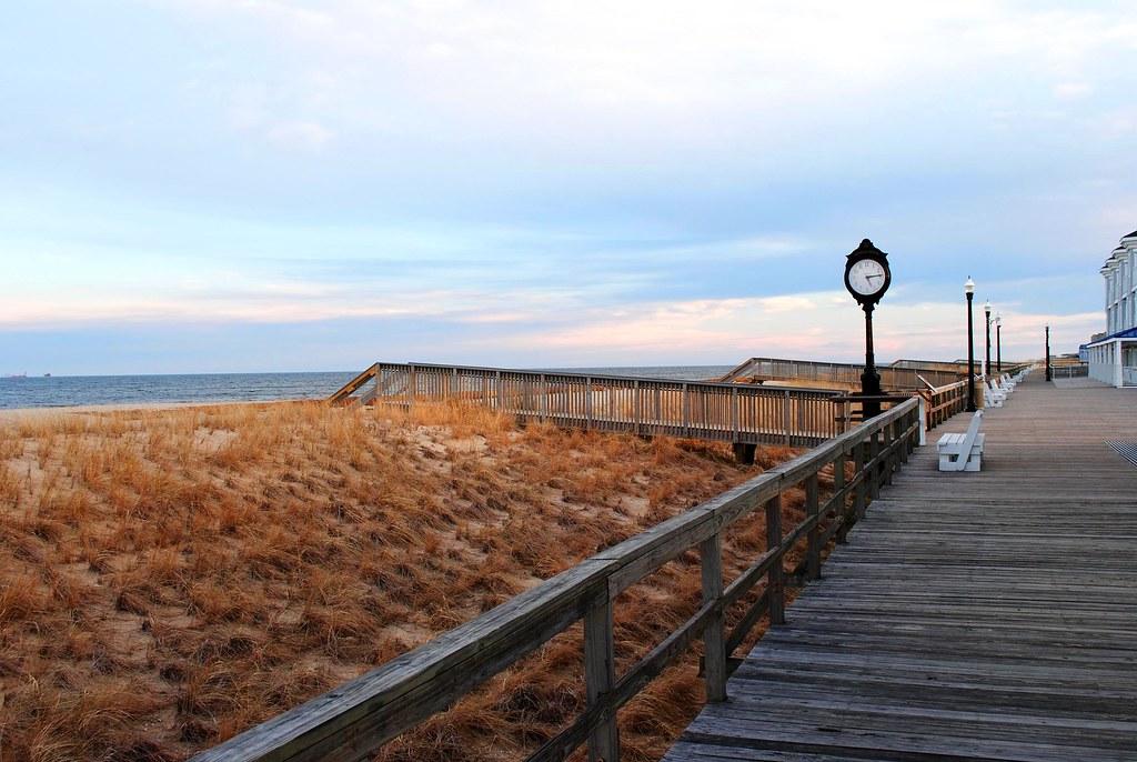 Bethany Beach, Delaware - February 2011