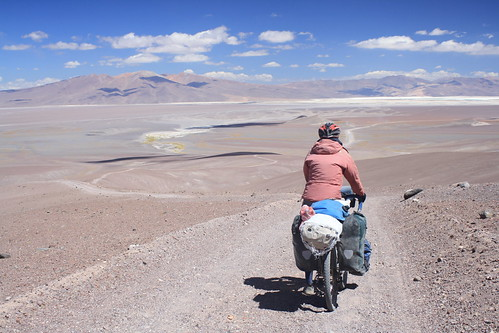 Cycling South America
