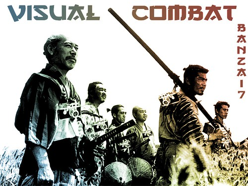 VISUAL COMBAT BANZAI7 by Colonel Flick/WilliamBanzai7