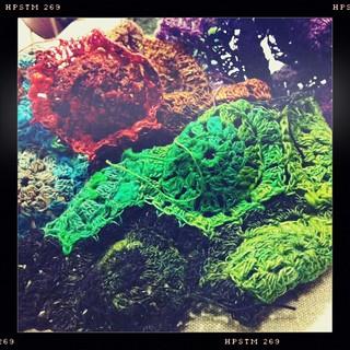 Crochet Hexagon Panel Afghan Crochet Pattern | Red Heart