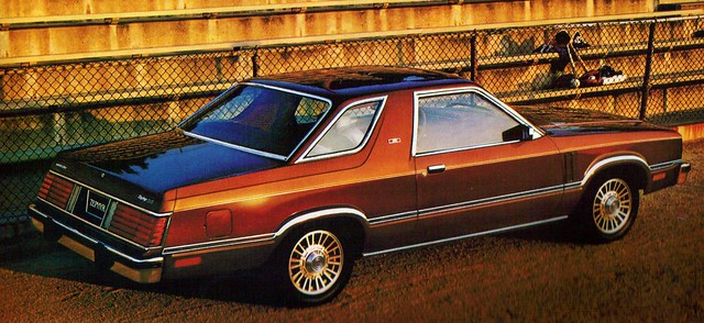 1982 Mercury Zepher Z-7 GS