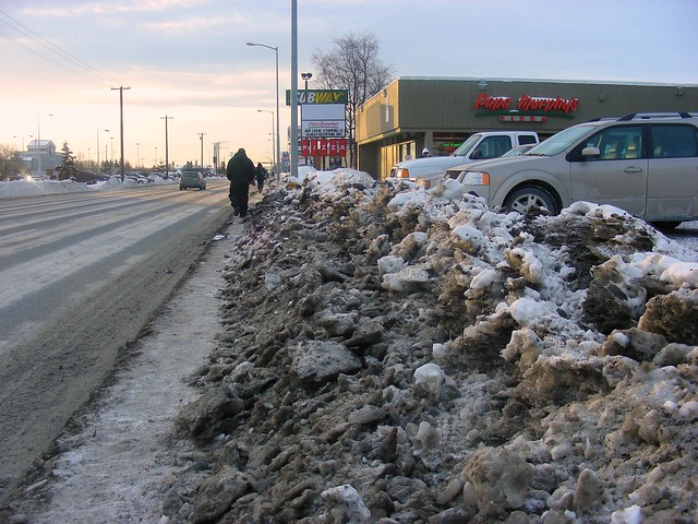 Why Anchorage is a lousy city for pedestrians in the wintertime