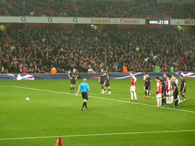Bendtner Penalty from Flickr via Wylio
