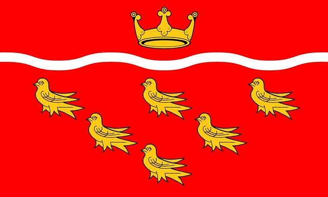 County Flag of East Sussex | Flickr - Photo Sharing!