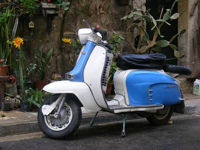 Lambretta scooter, Malta