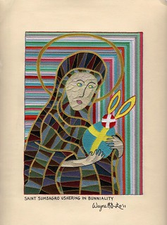 Saint Sumsagro Ushering in Bunniality