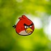 Because Carli's an angry bird by rogvon