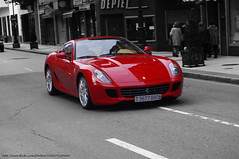 race car(1.0), automobile(1.0), ferrari 599 gtb fiorano(1.0), wheel(1.0), vehicle(1.0), performance car(1.0), automotive design(1.0), ferrari s.p.a.(1.0), land vehicle(1.0), luxury vehicle(1.0), supercar(1.0), sports car(1.0),