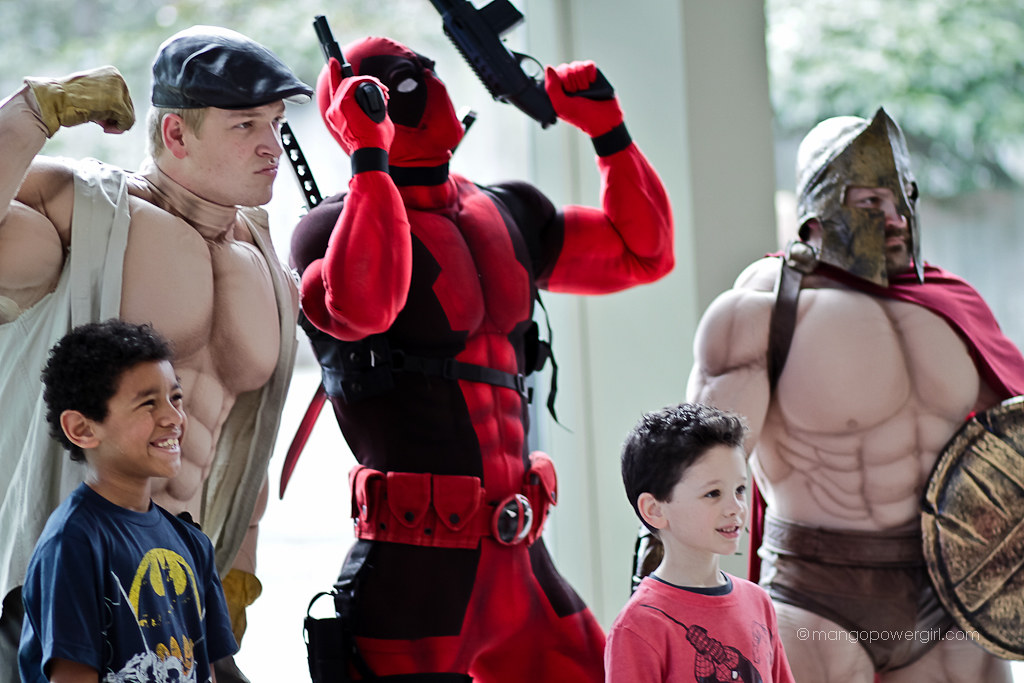 deadpool & friends