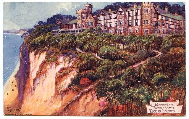 Branksome Tower Hotel, Branksome Park, Poole, Dorset