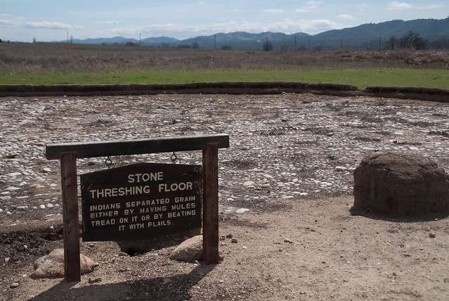 Threshing Floor Definition Meaning