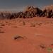 Red Sands of Wadi Rum in Jordan