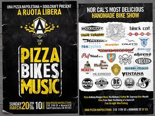Sunday March 20, 2011, @ Una Pizza Napoletana in San Francisco