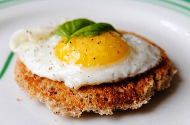Quail egg canapes flickr photo sharing for Quail egg canape