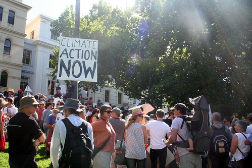 Price the Polluters Rally - Climate Action Now