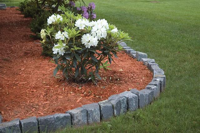 Landscape Edging Granite : Corinthian granite? garden bed edging flickr photo sharing