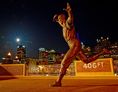 Bill Mazeroski and the SuperMoon