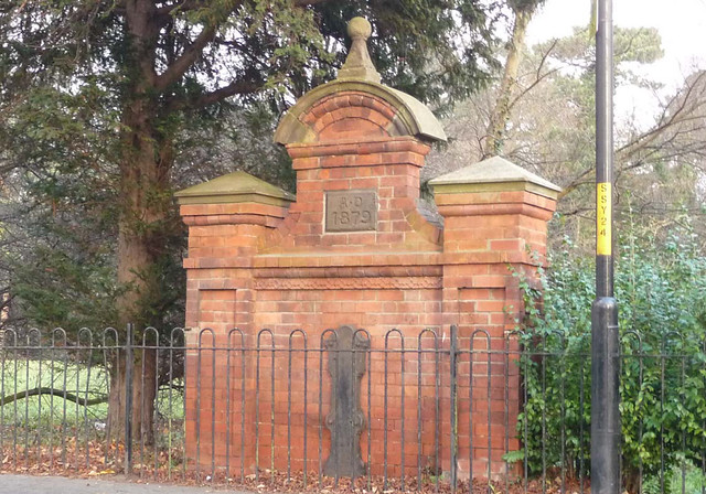 Drinking Fountain, Stokesley Road, Marton