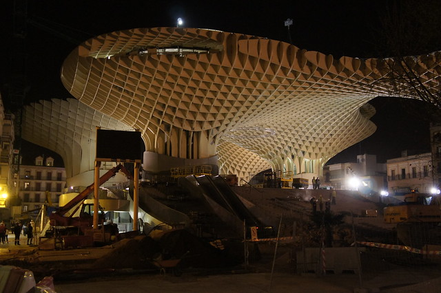 Arquitectura setas de sevilla forocoches - Arquitectura sevilla ...