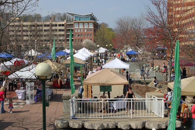 tennessee aquarium vendor booths