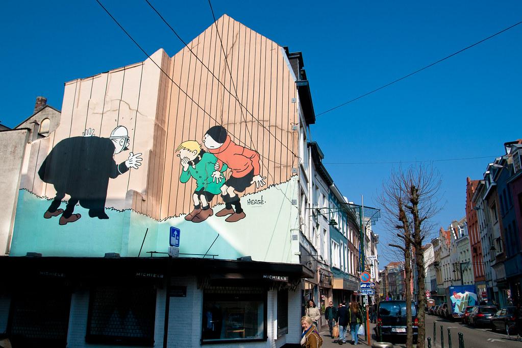 Quick & Flupke/Kwik & Flupke (Hergé)