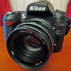 Helios 44M-4