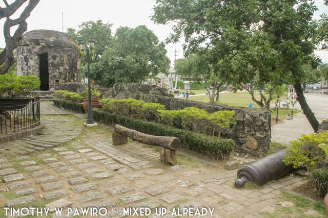 Asia - Philippines - Cebu - Inside Fort San Pedro