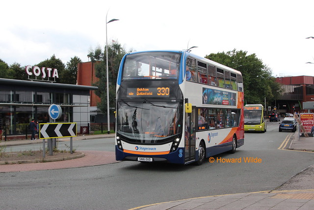 Stagecoach Manchester 10588 (SN16 OUD)