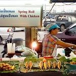 Fish at the Nathon Night Market - Koh Samui, Thailand