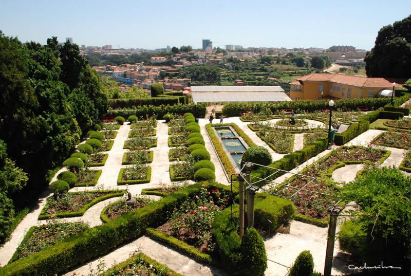 Jardins pal cio de cristal 2 porto sentido for Jardines del palacio de cristal oporto