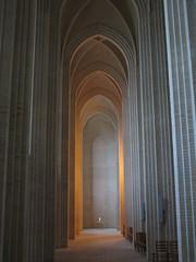 Grundtvigs Kirke - Kopenhagen {februari 2011}