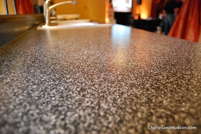 Rustoleum Countertop Paint On Formica : Rust-Oleum countertop Flickr - Photo Sharing!