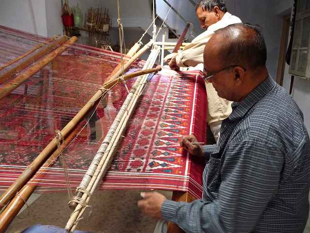 Dasada India  city photos gallery : Patola Weavers Patan | Flickr Photo Sharing!