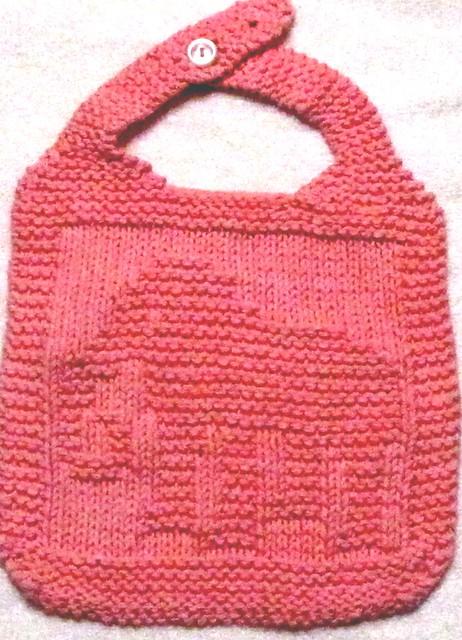 Knit Bib Patterns Browse Patterns