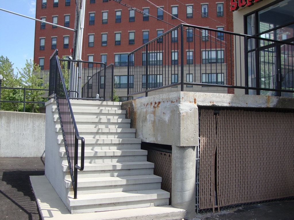 Commercial Precast Stairs Means Precast