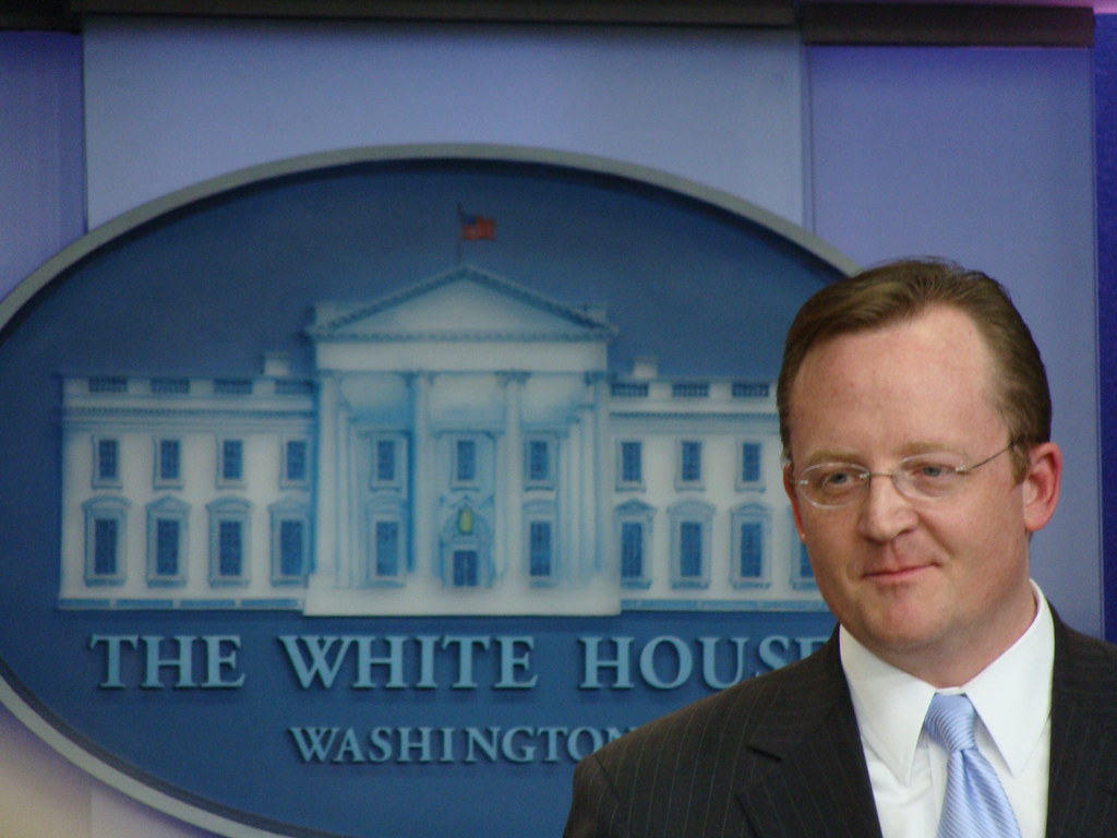 Robert Gibbs, photo from Wikipedia