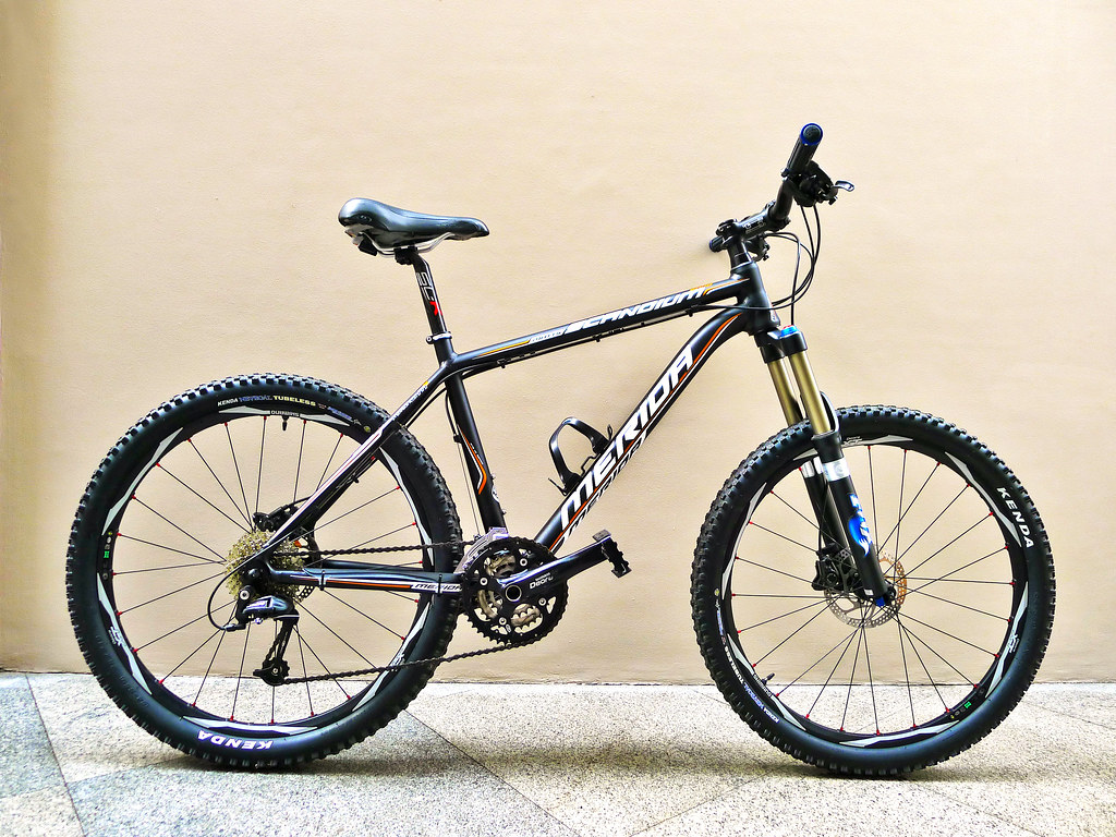 Merida Matts Scandium 5000D