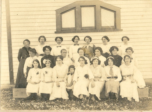 Ladies Committee Ohoka Bazaar 1914