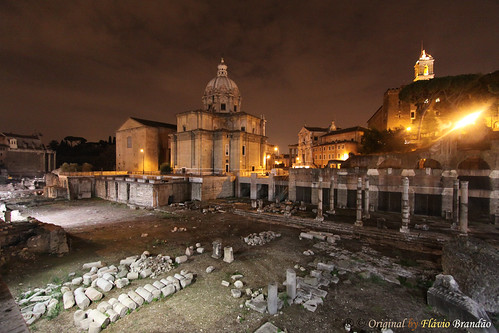 Série nas ruas de Roma - Series at Rome's Streets - 14-10-2010 - IMG_1266