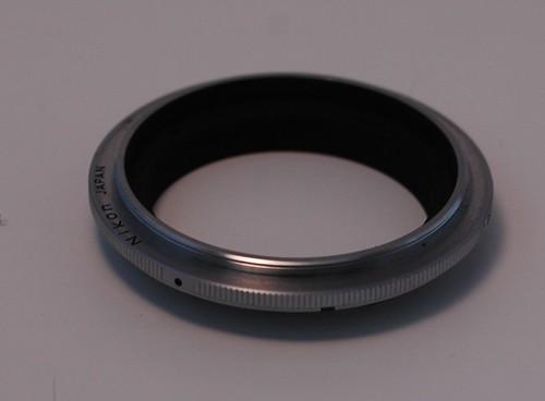 anel de reversão, macro, macrofotografia