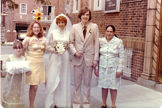 Harper wedding - July 41976