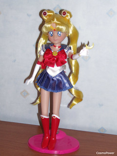 My new Sailor Moon Doll by Giochi Preziosi (2011)