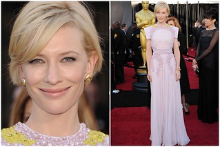 Cate Blanchett Givenchy Couture Spring 2011