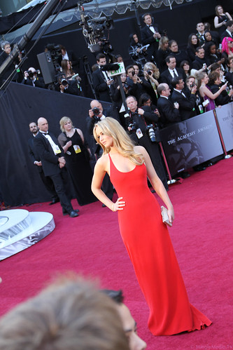 Jennifer Lawrence at the 83rd Academy Awards Red Carpet  IMG_1077