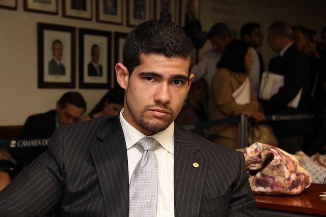 <b>Deputado</b> <b>Alexandre</b> <b>Leite</b> na Reunião da Bancada do DEM sobre MPs ...