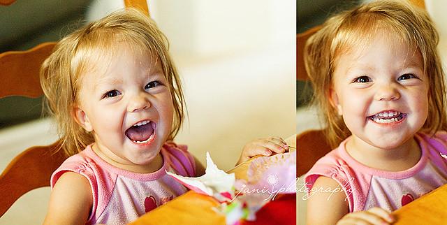 cute grinny girlie