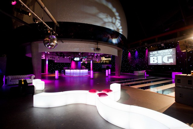 88 Events Designs A Glam 40th Birthday Party At Glasgow