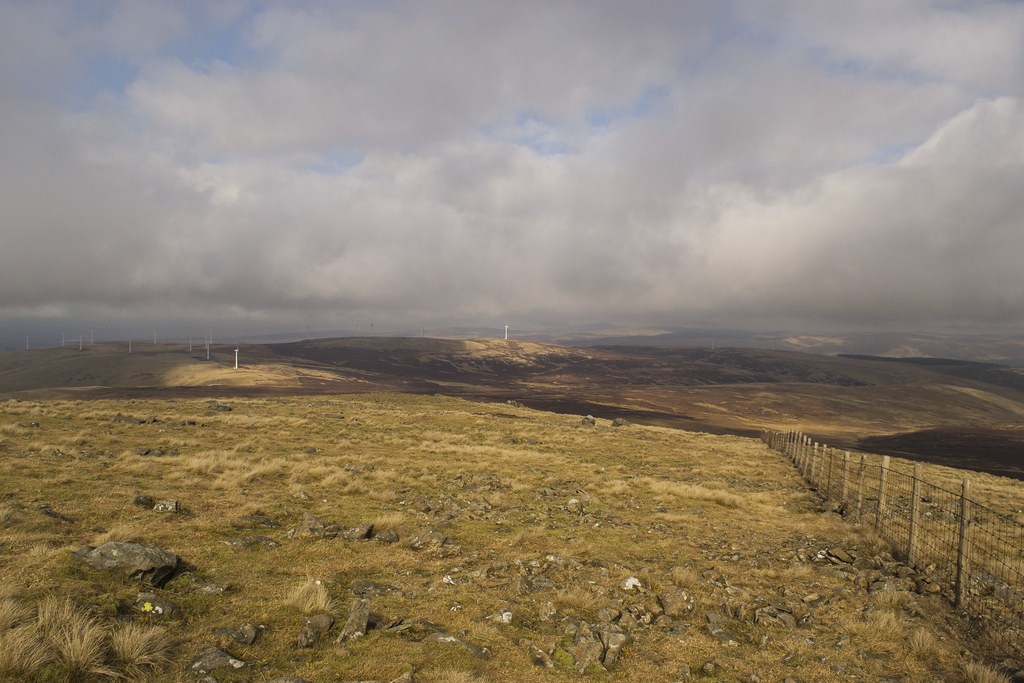 Hare Hill and McCrierick's Cairn 3 Trips Thursday