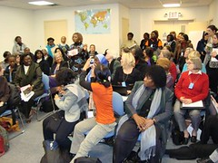 BAOBAB Event at CSW photo 3