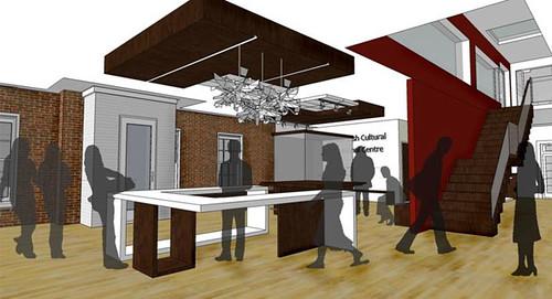 Architecture And Interior Design School Interior Design Sketches Schools On Busy Space